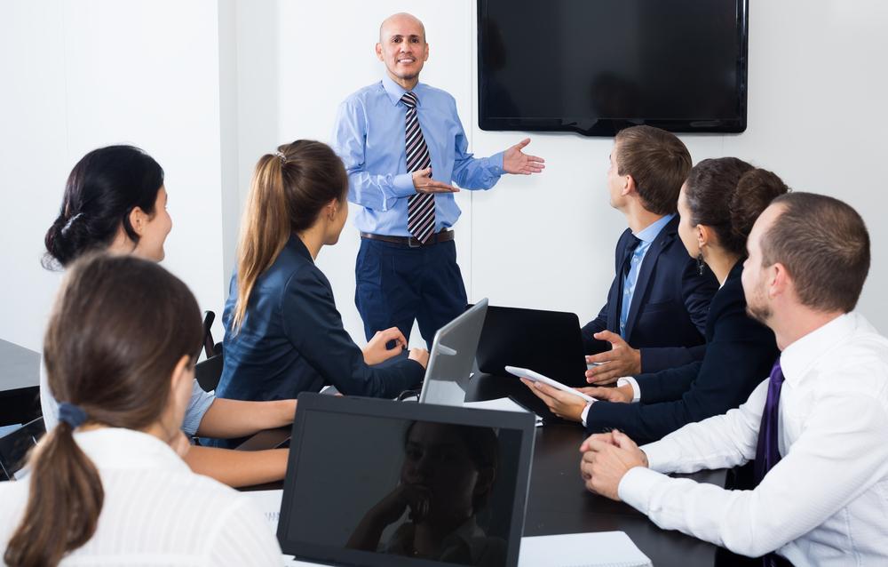 Cursos De Inglés Para Empresas En Madrid
